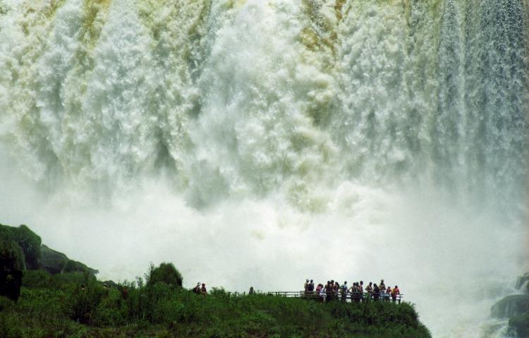 Parque Nacional Iguazú, Misiones